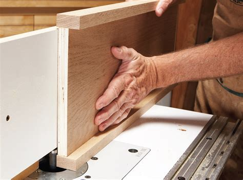 aw extra  tips  edging popular woodworking magazine