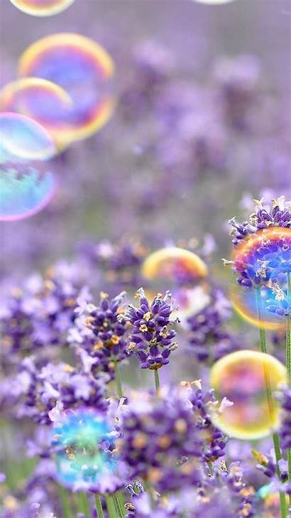 Spring Background Android Flowers Colorful Wallpapers Balloons