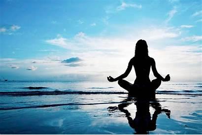 Holistic Health Yoga Meditation Sea Beach Appointment