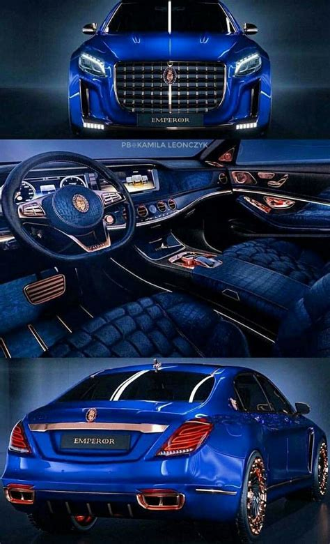 mercedes maybach   million  scaldarsi emperor