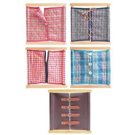 cadre habillage montessori