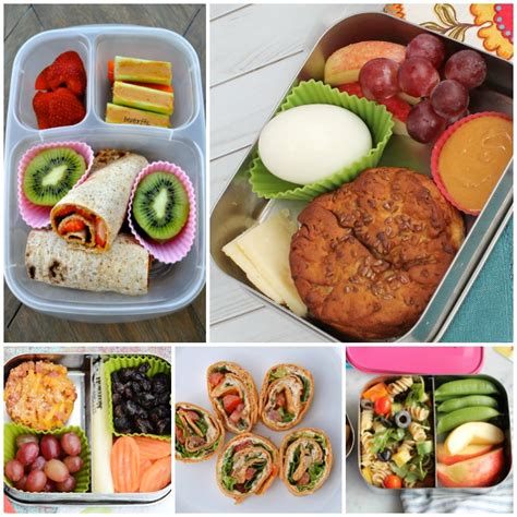 ideas for lunches 100 school lunches ideas the kids will actually eat