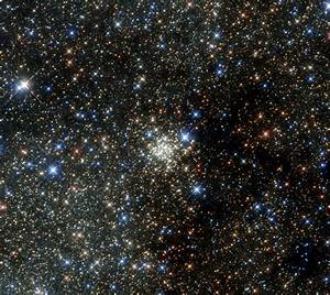 Hubble Views The Densest Known Star Cluster In The Milky Way