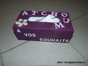 Boite A Mouchoir En Bois : boite mouchoirs scrap e bricolage pinterest ~ Teatrodelosmanantiales.com Idées de Décoration
