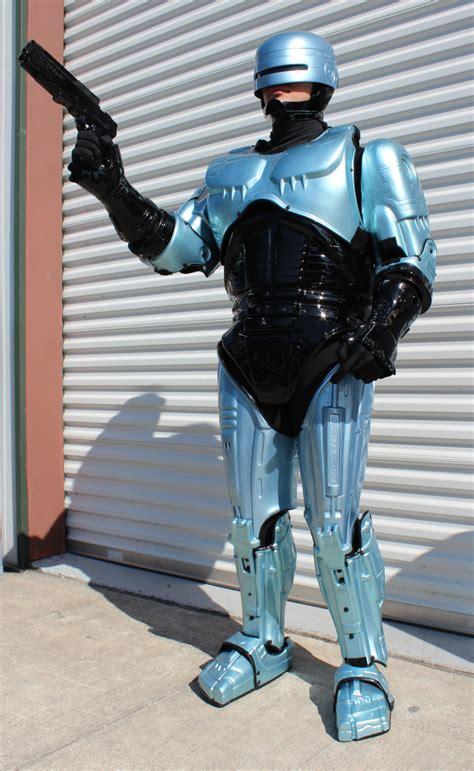 robocop costume internet  walletinternet  wallet
