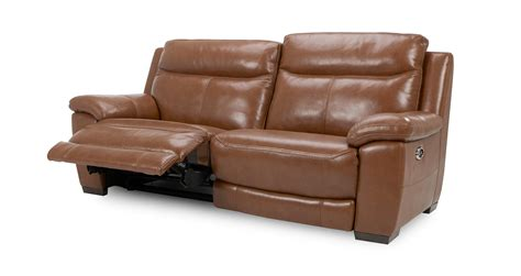 the leather sofa co prices liaison 3 seater electric recliner brazil with leather