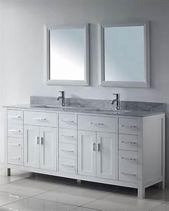 White Bathroom Vanities - Bathroom Vanities And Sink