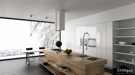 kitchen center islands with seating twists for modern kitchens