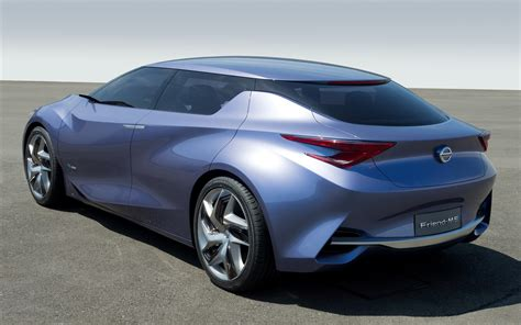 Nissan Friend Me Concept 2018 Widescreen Exotic Car Image