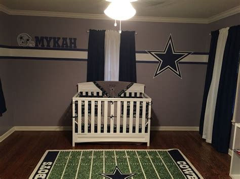 17 best ideas about dallas cowboys nursery on pinterest