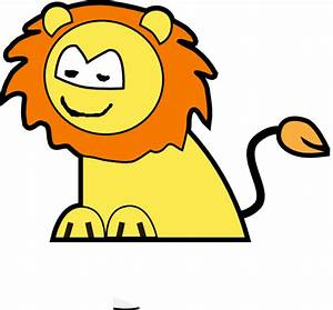 Lion Clip Art at Clker.com - vector clip art online ...