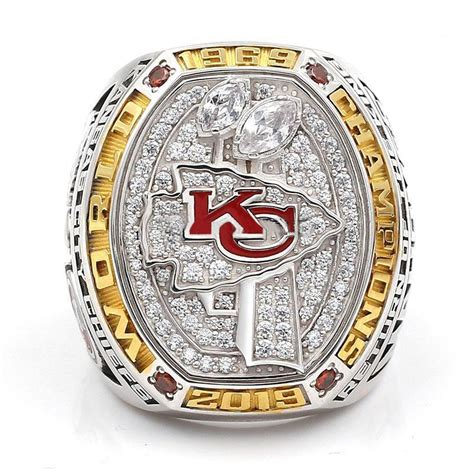 2019 Kansas City Chiefs Super Bowl Championship Ring