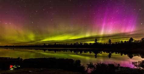what time can we see the northern lights tonight chasing the northern lights in ontario