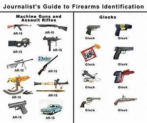 The Journalists U0026 39  Guide To Guns