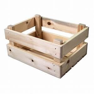 Panier Pour Bois : caisse en bois pour v lo transport enfant ~ Teatrodelosmanantiales.com Idées de Décoration