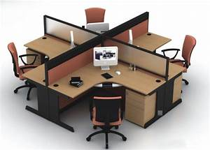 Modular workstation design lw 7 home office furniture for Home furniture design pune