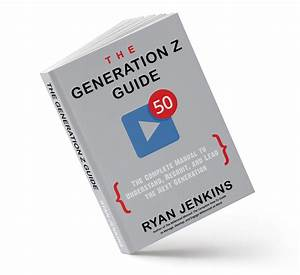 Introducing My 2nd Book  The Generation Z Guide