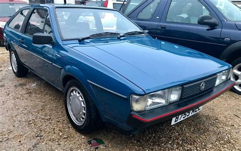 old car owners manuals 1988 volkswagen scirocco seat position control 1985 b vw scirocco mk2 1 6 gt manual quot retro vag old vw quot in stourbridge west midlands