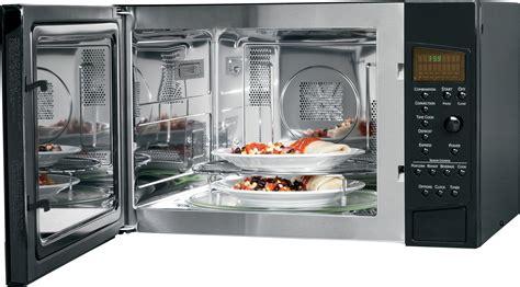 pebdmbb ge profile series  cu ft countertop convectionmicrowave oven black