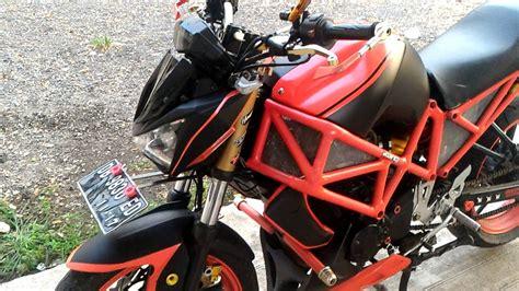 Tempat Modifikasi Yamaha Byson by Gambar Modifikasi Motor Byson 2012 Modifikasi Yamah Nmax