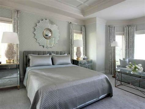 Silver Grey Luxury Master Bedroom  Create A Luxury Master