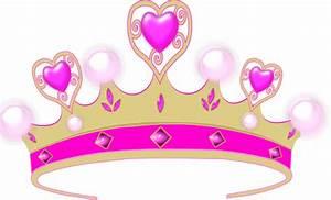 Princess Crown Clip Art at Clker.com - vector clip art ...