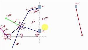 Lecture 2 3  Velocity Diagram Of Complex Mechanism