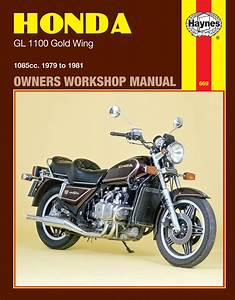 Gl1100 Gold Wing