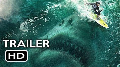 The Meg Official Trailer #1 (2018) Jason Statham, Ruby ...