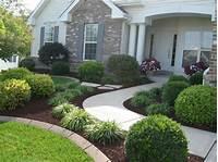 fine garden design ideas 2017 simple front yard landscaping design ideas on a budget 22 ...