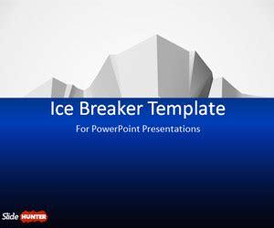 ice breaker powerpoint template  powerpoint