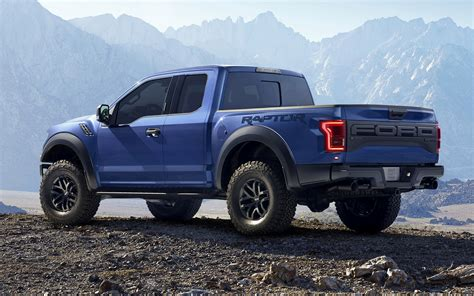 Dfsk Supercab Wallpaper by 2017 Ford F 150 Raptor Supercab Wallpapers And Hd Images