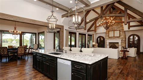 open floor plans  love southern living