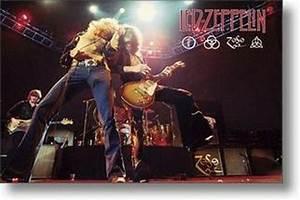 Led Zeppelin Poster Robert Plant