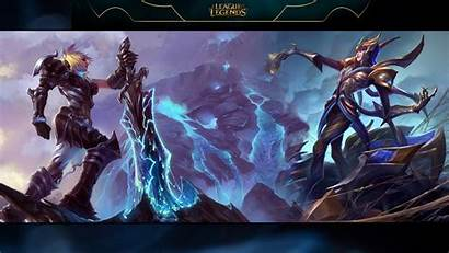 Riven League Legends Championship Wallpapers Cool Gaming