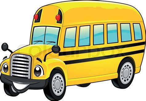 Funny School Bus.