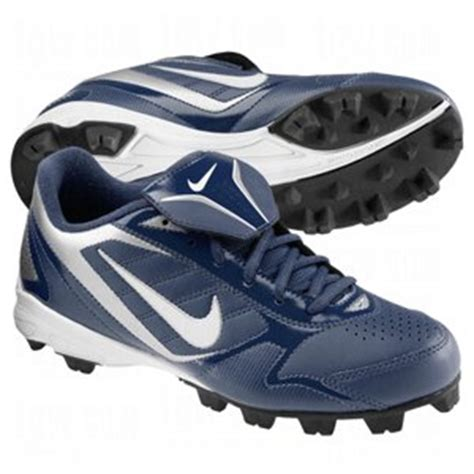 mens molded baseball cleats  safe  comfortable