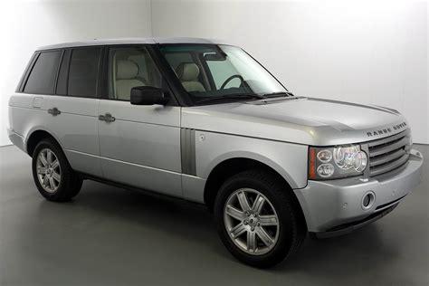 2008 Land Rover Range Rover Hse  Brutal Motors