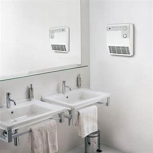 Petit Radiateur Soufflant : radiateur soufflant salle de bain fixe lectrique aurora sbe60 2000 w leroy merlin ~ Melissatoandfro.com Idées de Décoration