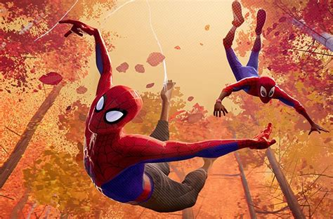 Spiderman Into The Spiderverse Tackles On A Brand New