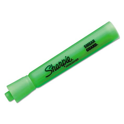 sharpie 174 accent tank style highlighter chisel tip