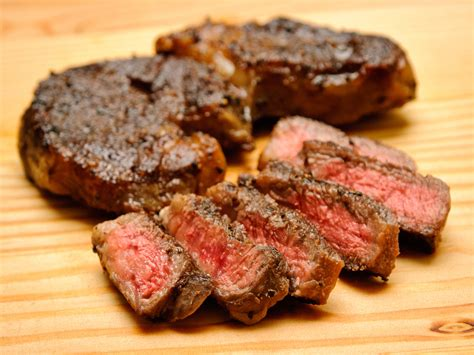 cooking steaks in oven 3 ways to cook steaks in the oven wikihow