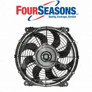 Four Seasons Engine Cooling Fan For 1991
