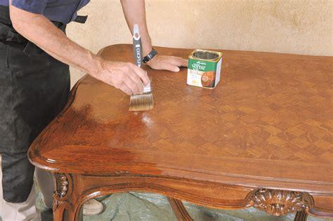 comment vernir une table en bois comment vernir du bois myqto