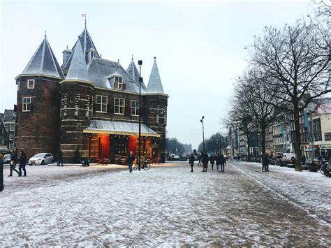 Photo Journal Winter In Amsterdam Culture Tourist