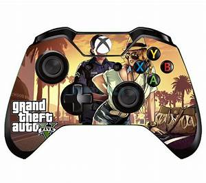 Man Fast Car Skin For Xbox ONE X Box ONE Controller