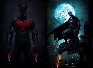 Batman VS Batman Beyond - Battles - Comic Vine