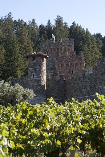 Napa Valley Wineries Castle