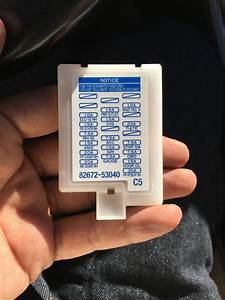 Where Exactly Is The Fuse Panel 07 Is250