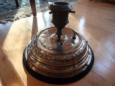 musical spinning tree stand antique eckhardt musical rotating tree stand